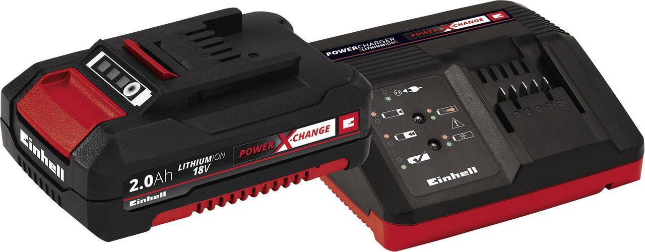 Аккумулятор и зарядное Einhell Starter Kit 18V/2Ah