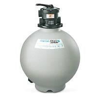 Фильтр Hayward D600 с верхним подключением  (11,3 м. куб./ч, 90 кг песка)