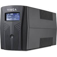 Источник бесперебойного питания Vinga LCD 1500VA plastic case (VPC-1500P)