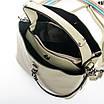 PODIUM Сумка Женская Классическая иск-кожа FASHION 1-04 3187 green Распродажа, фото 4