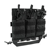 Подсумок Tasmanian Tiger Carrier Mag Panel M4 S/M, Black