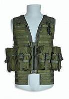Разгрузочный жилет Tasmanian Tiger Ammunition Vest, Olive, L