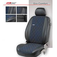 Авто чехлы на сиденьяOpel Zafira А 1999-2005 EMC-Elegant 161 Eco Comfort - Модельные чехлы Пошив под ЗАКАЗ