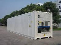 Рефрижераторный контейнер 40 футов 1997-1999 г. в. рефконтейнер