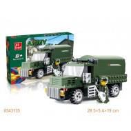 Конструктор «Военный грузовик»