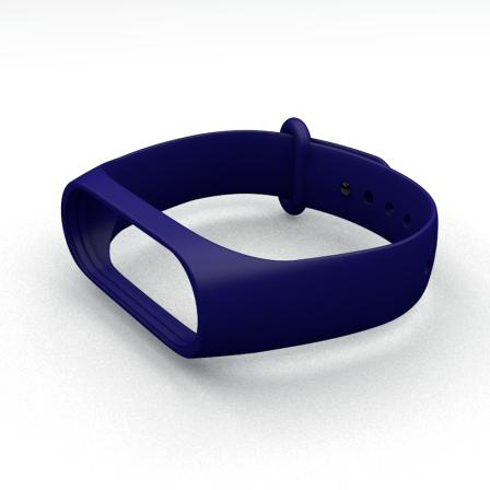 Ремешок для фитнес-браслета Xiaomi Mi Band 3 и Mi Band 4 Siren