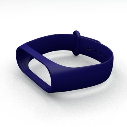 Ремешок для фитнес-браслета Xiaomi Mi Band 3 и Mi Band 4 Siren, фото 2