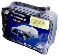 Тент автомобильный L, на внедорожники, PEVA, 457x185x145 (Milex 99163) - сумка