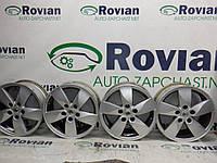 Б/У Диск титан R-16 (комплект) Renault SCENIC 3 2009-2013 (Рено Сценик 3), 403000064R (БУ-187205)