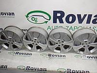 Б/У Диск титан R-17 (комплект) Renault MEGANE 3 2009-2013 (Рено Меган 3), 403000051R (БУ-187198)