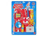 """Детский игровой набор """"Добрый доктор"""" M 2379/ 229 №1 Metr+"""