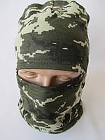 Маскировочные маски для военных.