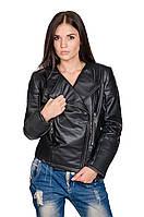 Женская куртка Косуха (черный)
