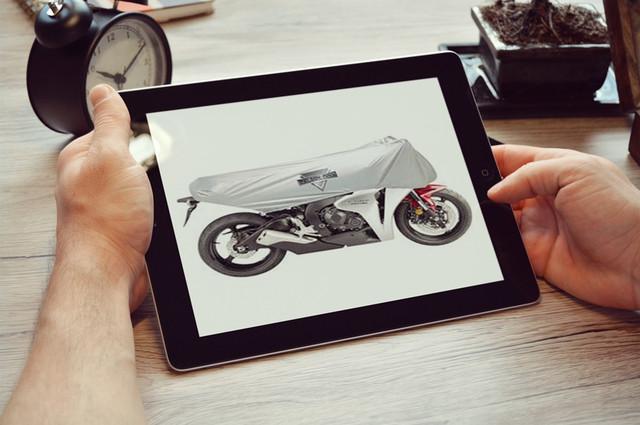Чехлы для мотоциклов и скутеров.