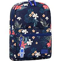 Рюкзак Bagland Молодежный mini 8 л. сублимация (цветы) (00508664), фото 1