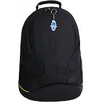 Рюкзак для ноутбука Bagland Рюкзак ZOOTY 24 л. Чёрный (00531662), фото 1
