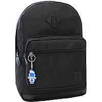 Рюкзак для ноутбука Bagland Zanetti 16 л. Чёрный (0011766), фото 1