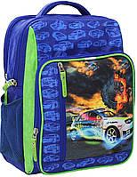 Рюкзак школьный Bagland Школьник 8 л. 223 єлектрик 18 м (00112702), фото 1