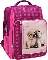 Рюкзак школьный Bagland Школьник 8 л. 143 малина 118 д (00112702), фото 1