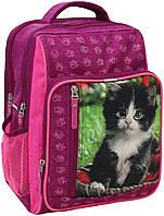 Рюкзак школьный Bagland Школьник 8 л. 143 малина 59 д (00112702), фото 1