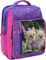 Рюкзак Bagland Школьник 8 л. 170 фіолетовий 5 д (00112662), фото 1