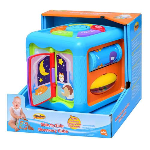 Куб-логика для малышей, Win Fun 0715-NL
