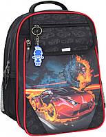 Рюкзак школьный Bagland Отличник 20 л. Черный (57м) (0058070), фото 1