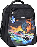 Рюкзак школьный Bagland Отличник 20 л. чорний 18 м (0058070), фото 1