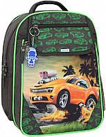 Рюкзак школьный Bagland Отличник 20 л. 327 хакі 4 м (0058070), фото 1
