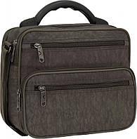 Мужская сумка Bagland Mr.Braun 8 л. Хаки (0024070), фото 1