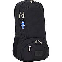 Рюкзак для ноутбука Bagland Granite 23 л. Чёрный (0012066)