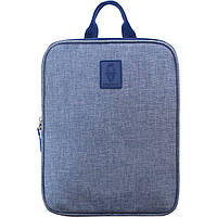 Рюкзак Bagland под планшет 2 л. 225 синий (0050969)