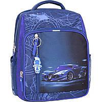 Рюкзак школьный Bagland Школьник 8 л. синий 248 (0012870), фото 1