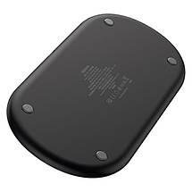 Беспроводная зарядка Baseus Wireless Charger Smart 3 в 1, фото 3