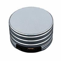 Портативная Bluetooth колонка D16 Silver