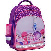 Рюкзак школьный Bagland Mouse 339 фиолетовый 409 (00513702), фото 1