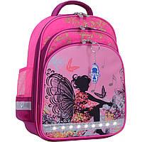 Рюкзак школьный Bagland Mouse 143 малиновый 389 (00513702), фото 1