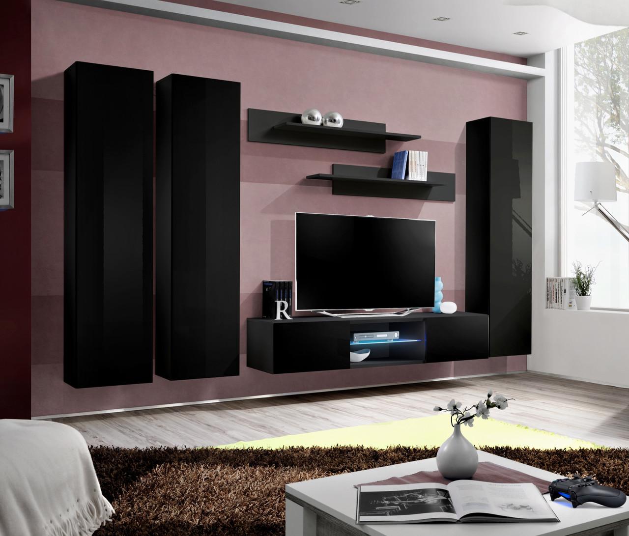 Мебельная стенка FLY P 1