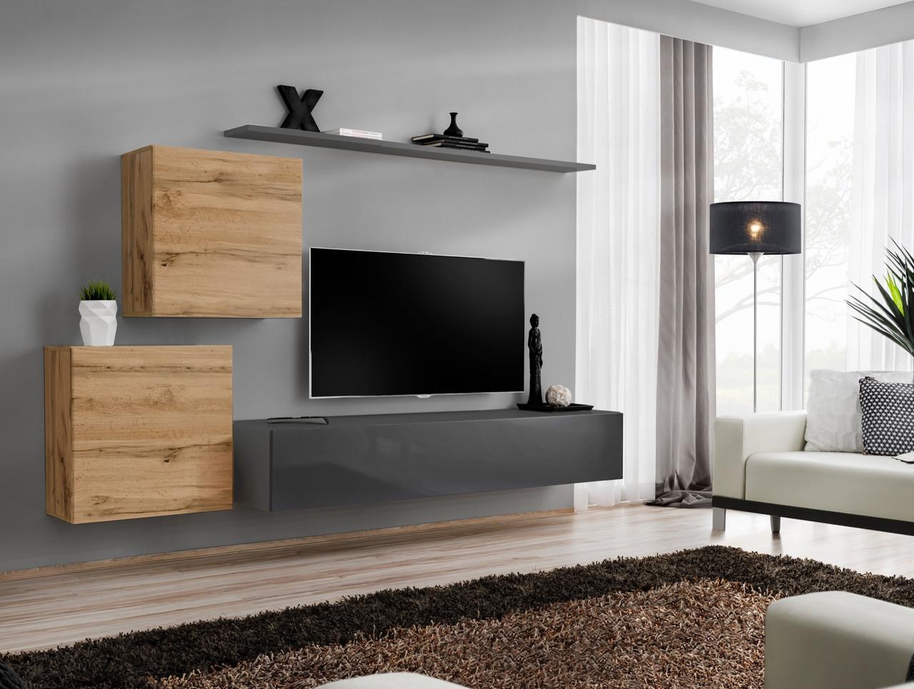Мебельная стенка Switch V
