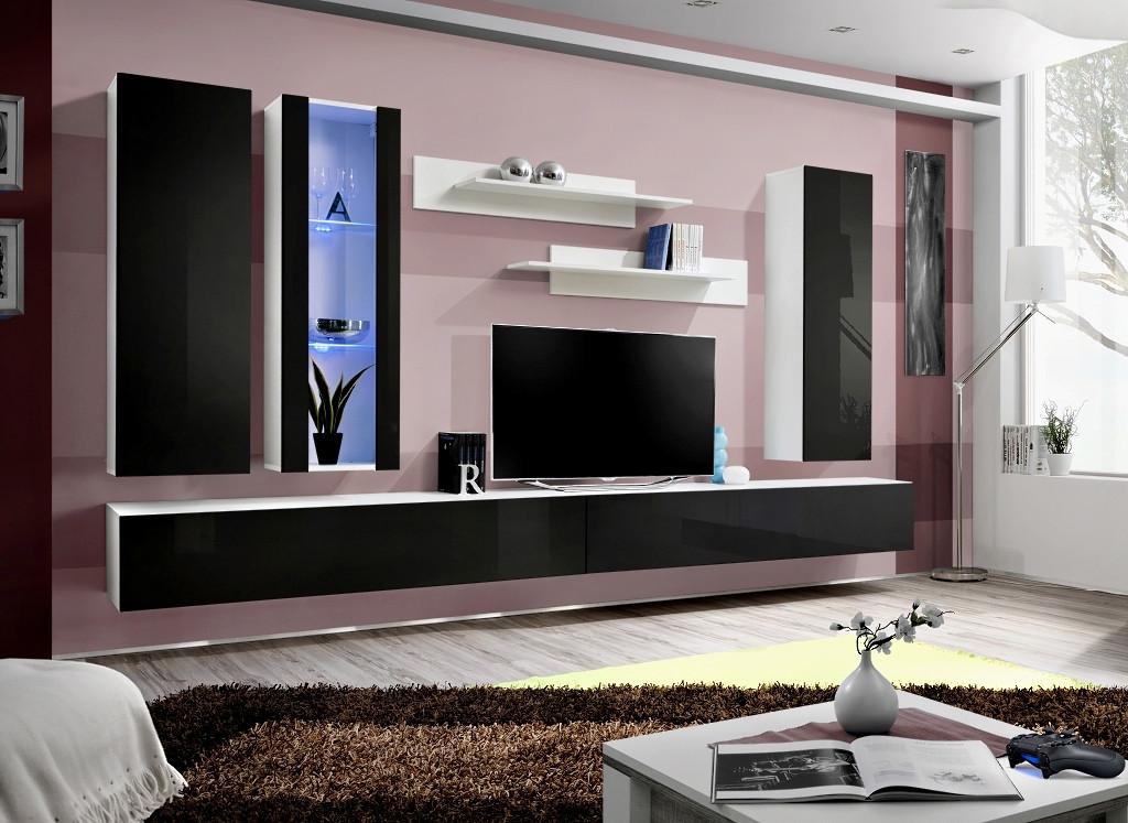 Мебельная стенка FLY E 4
