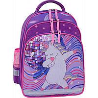 Рюкзак школьный Bagland Mouse 339 фиолетовый 503 (00513702), фото 1
