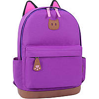 Рюкзак Bagland Ears фиолетовый (0054566), фото 1