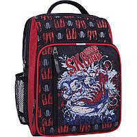Рюкзак школьный Bagland Школьник 8 л. черный 609 (0012870), фото 1