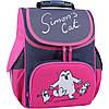 Рюкзак школьный каркасный Bagland Успех 12 л. Серый 366 (00551702)