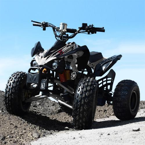 Квадроцикл для подростков Profi HB-EATV 1000Q2-1(MP3) белый
