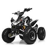 Квадроцикл для подростков Profi HB-EATV 1000Q2-1(MP3) белый, фото 2