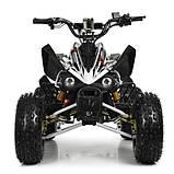 Квадроцикл для подростков Profi HB-EATV 1000Q2-1(MP3) белый, фото 3
