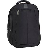 Рюкзак для ноутбука Bagland Рюкзак под ноутбук 536 22 л. Черный (0053666)