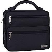 Мужская сумка Bagland Mr.Braun 8 л. Чёрный (00240169)