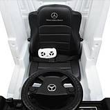 Детский электромобиль Bambi Грузовик Champion M 4208EBLR-1 белый, фото 8